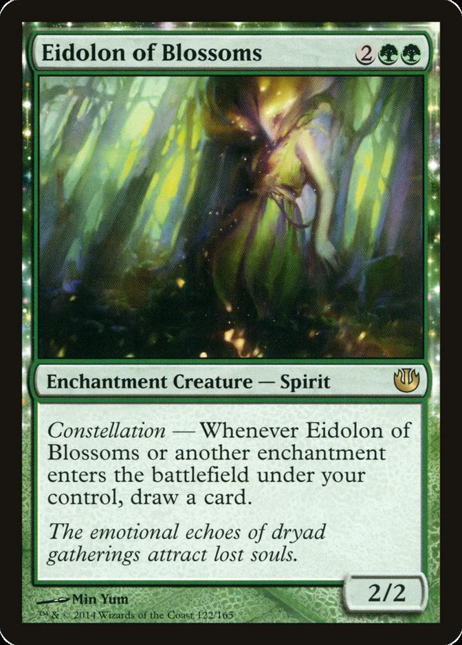 Eidolon of Blossoms [JOU]
