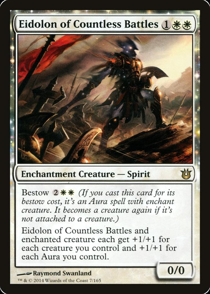 Eidolon of Countless Battles [BNG]