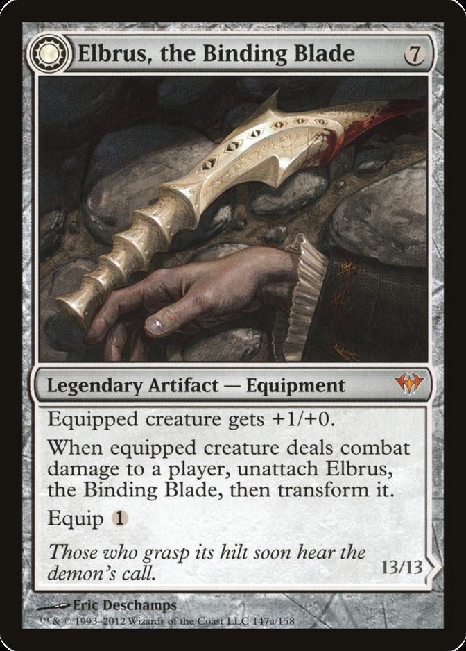 Elbrus, the Binding Blade [DKA]