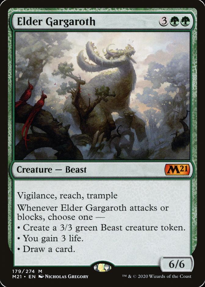 Elder Gargaroth [M21]