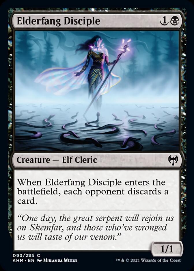 Elderfang Disciple [KHM]