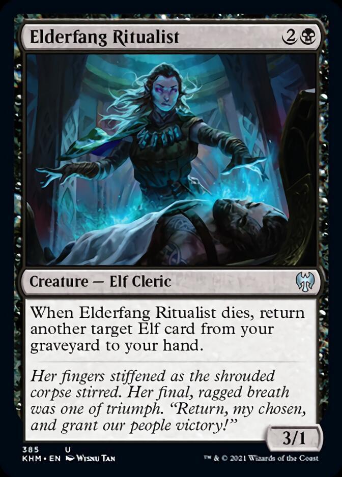 Elderfang Ritualist [KHM]