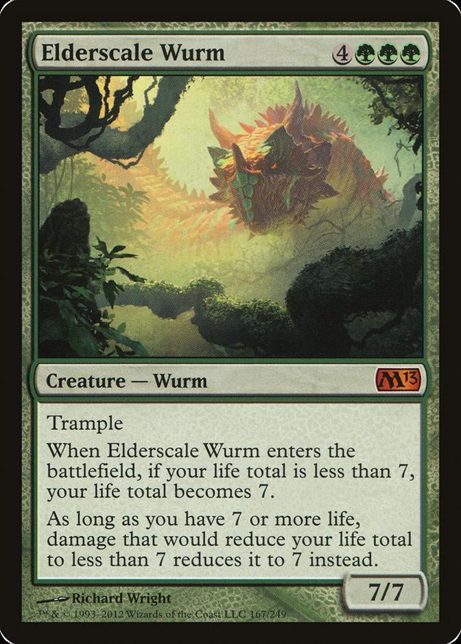 Elderscale Wurm [M13]