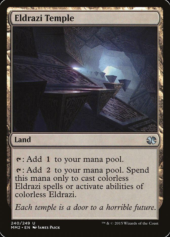 Eldrazi Temple [MM2]