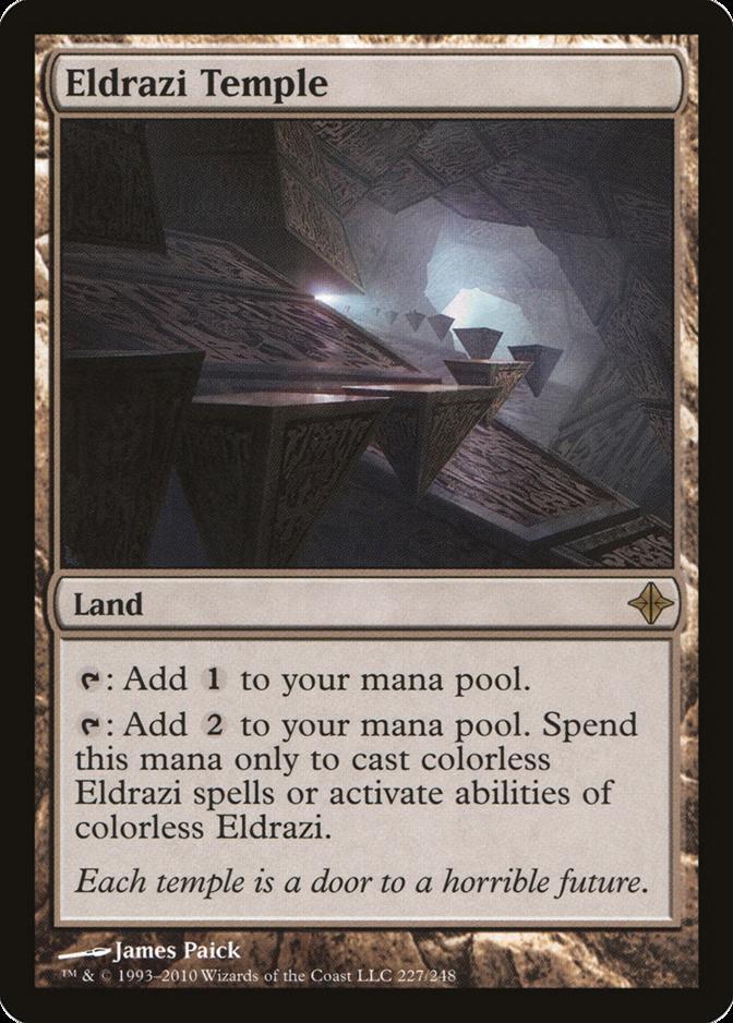 Eldrazi Temple [ROE] (F)