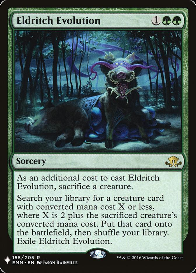 Eldritch Evolution [MB1]