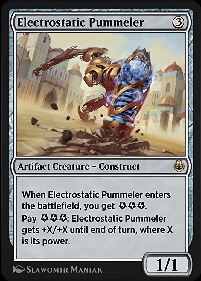 Electrostatic Pummeler [KLR]
