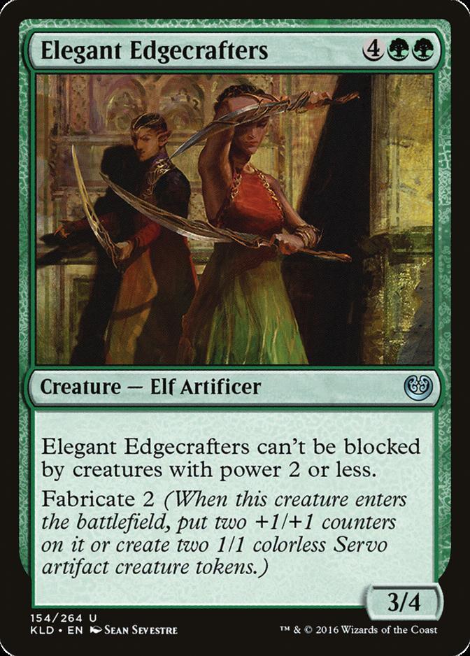 Elegant Edgecrafters [KLD]