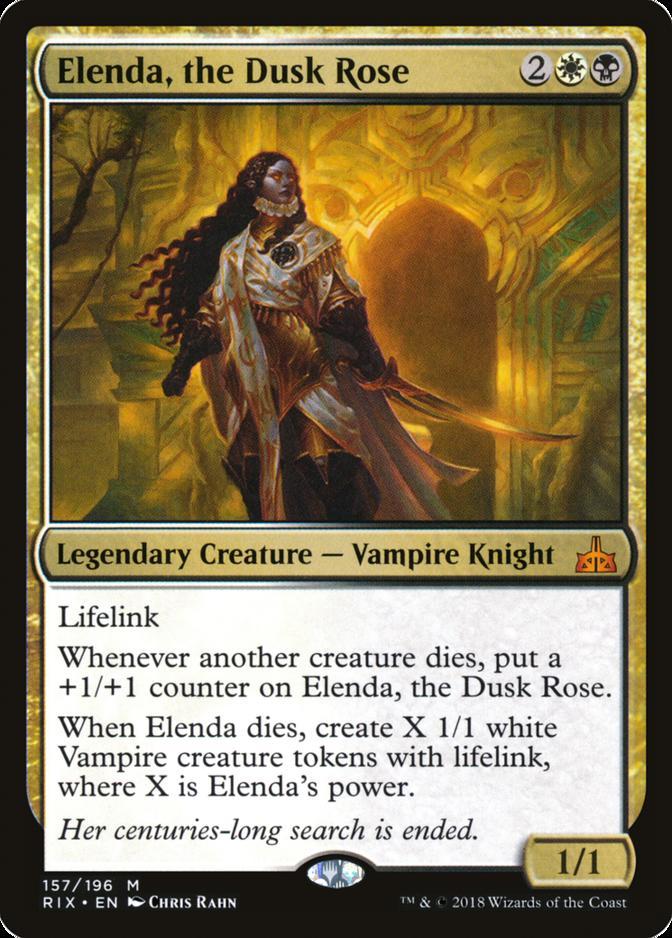Elenda, the Dusk Rose [RIX]
