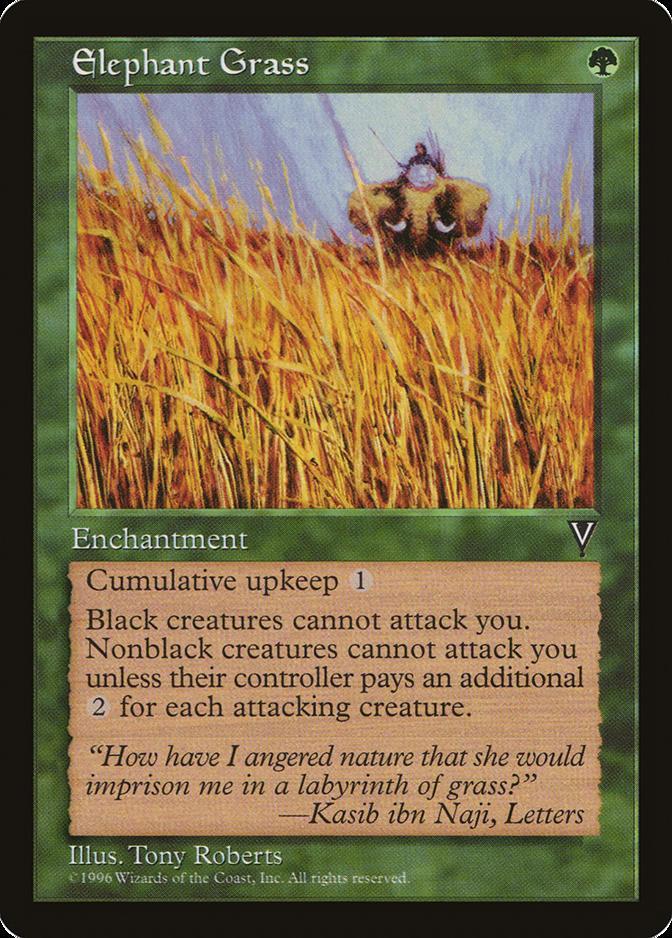 Elephant Grass [VI] (F)