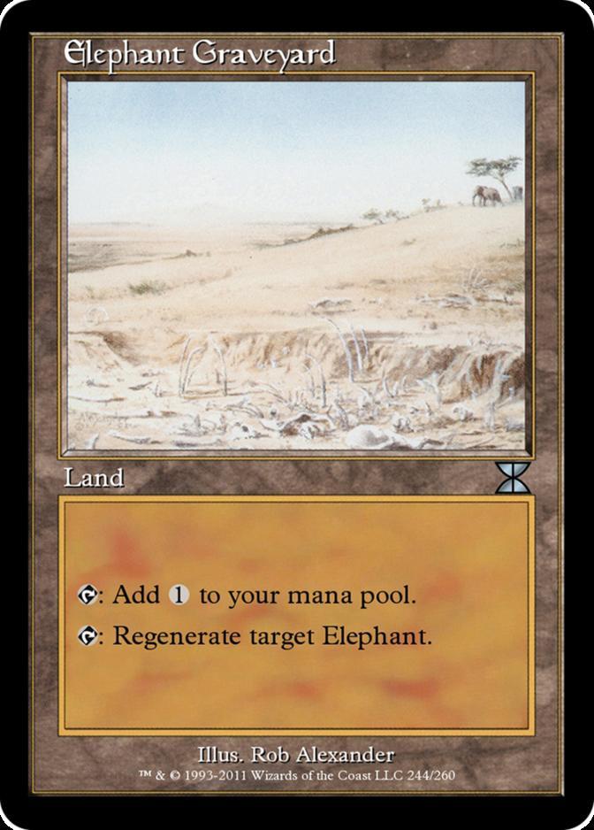 Elephant Graveyard [ME4]