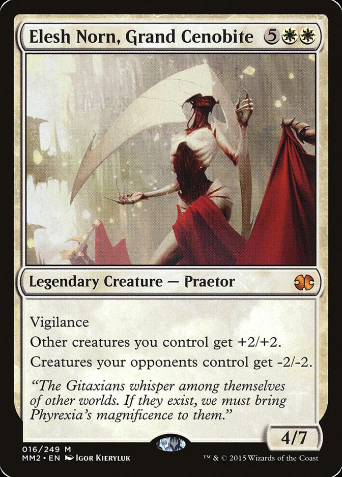 Elesh Norn, Grand Cenobite [MM2]