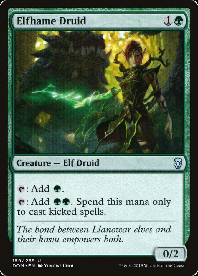Elfhame Druid [DOM]