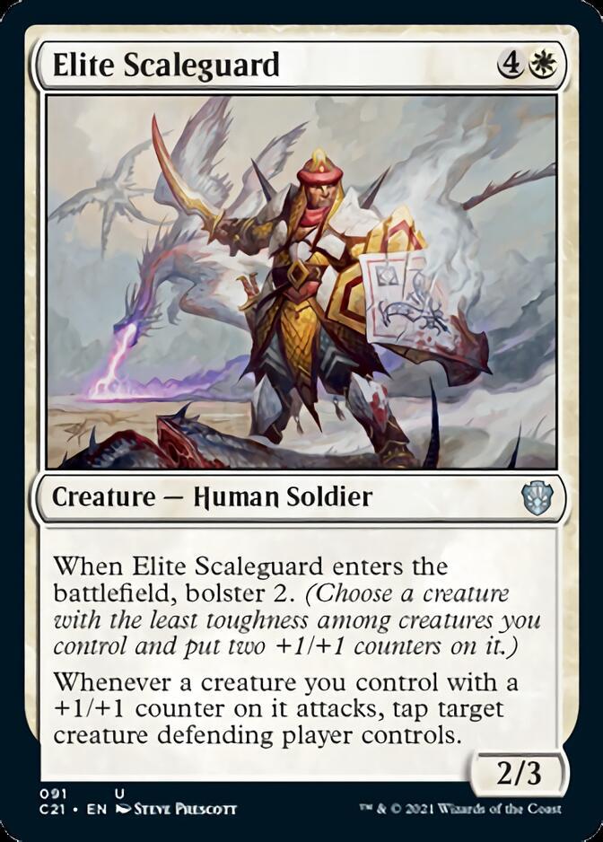 Elite Scaleguard [C21]