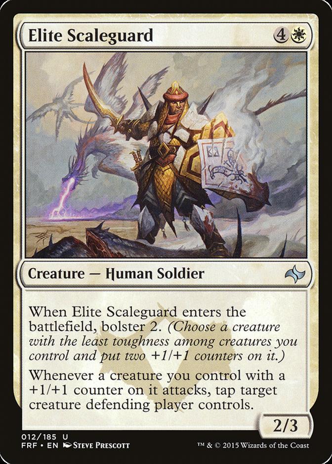Elite Scaleguard [FRF]