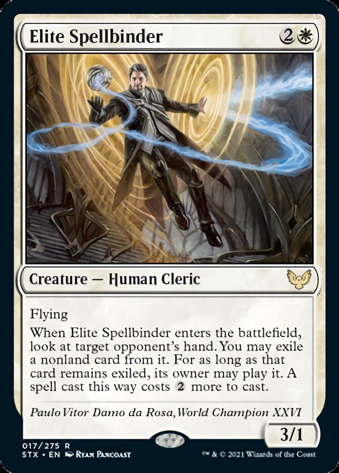 Elite Spellbinder [STX]