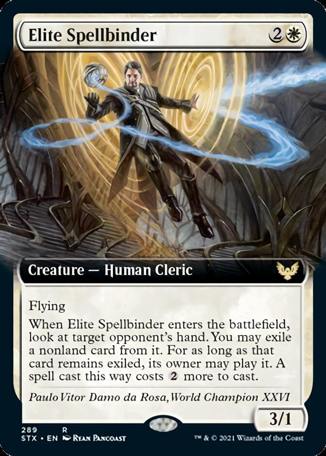 Elite Spellbinder <extended> [STX]