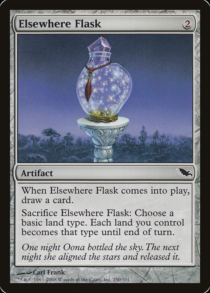 Elsewhere Flask [SHM]