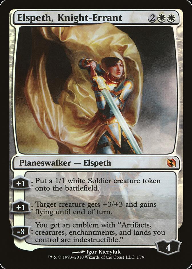 Elspeth, Knight-Errant [DDF] (F)