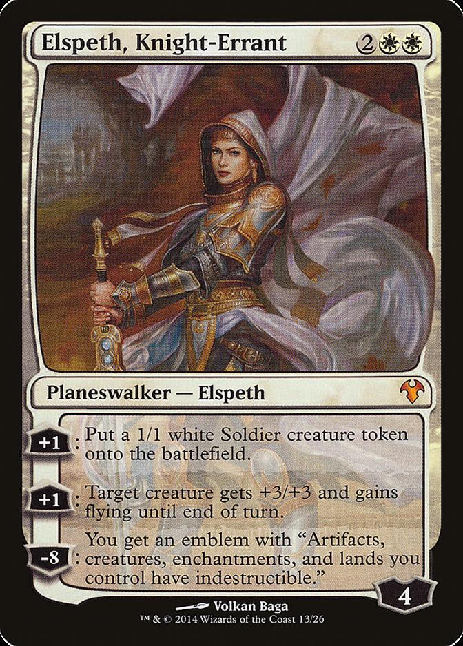 Elspeth, Knight-Errant [MD1]