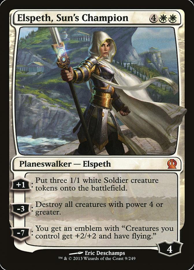 Elspeth, Sun's Champion [THS]