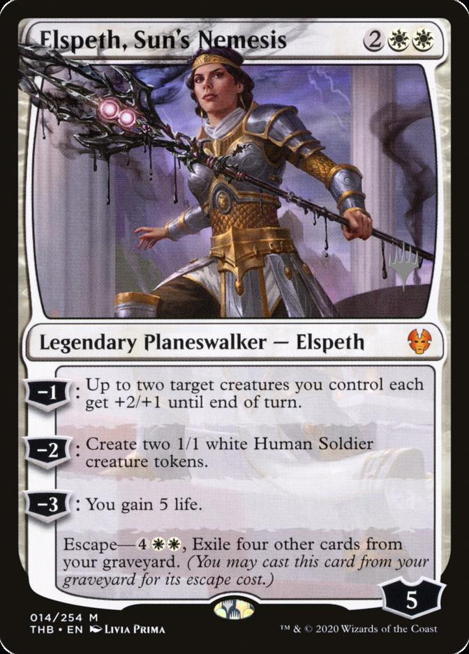 Elspeth, Sun's Nemesis [PPTHB]