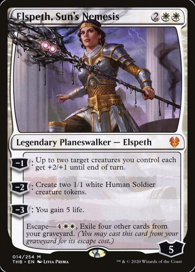 Elspeth, Sun's Nemesis [THB]