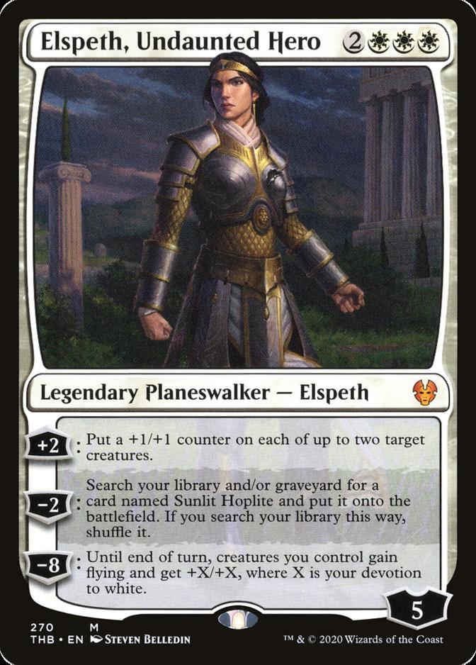 Elspeth, Undaunted Hero [PTHB]