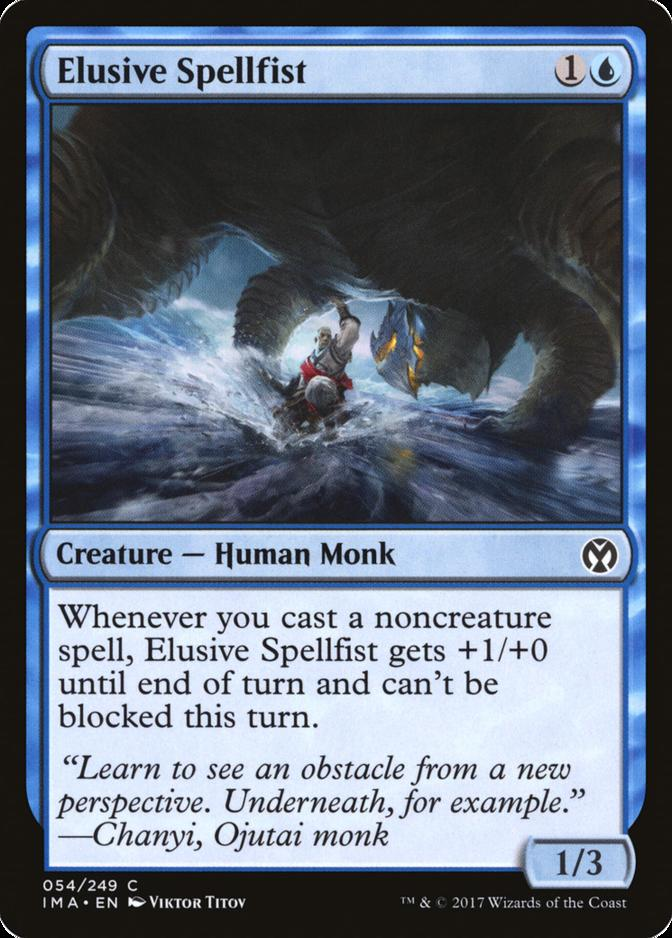 Elusive Spellfist [IMA]