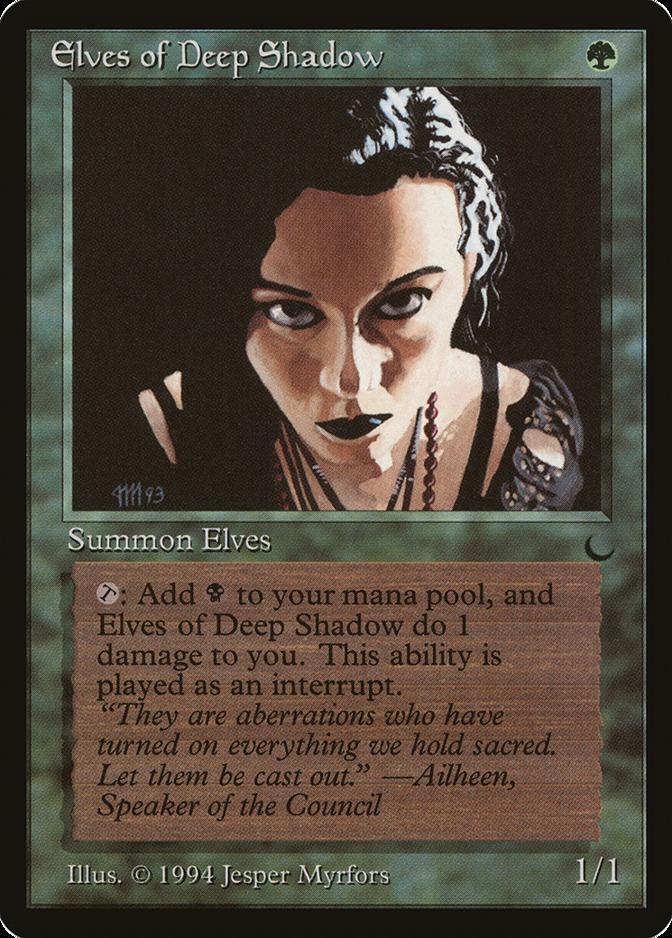 Elves of Deep Shadow [DRK]