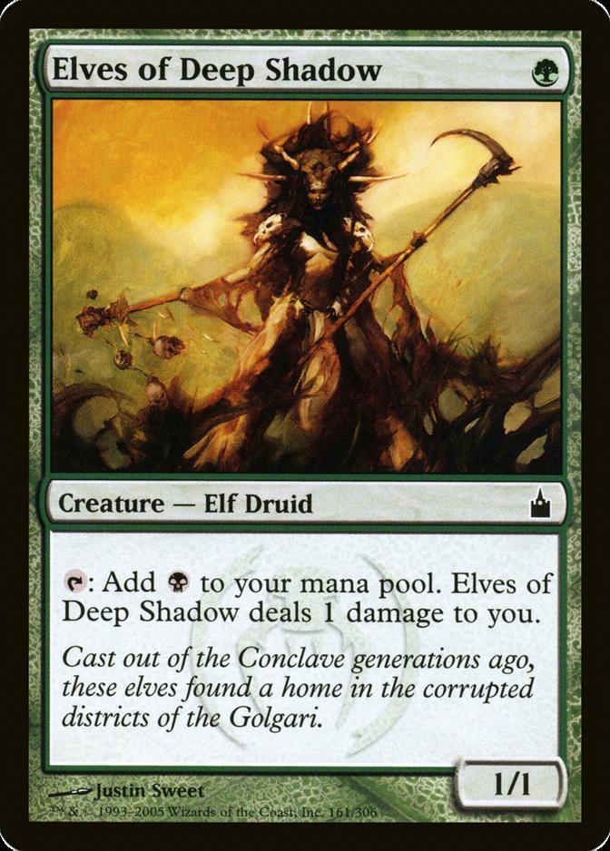 Elves of Deep Shadow [RAV]