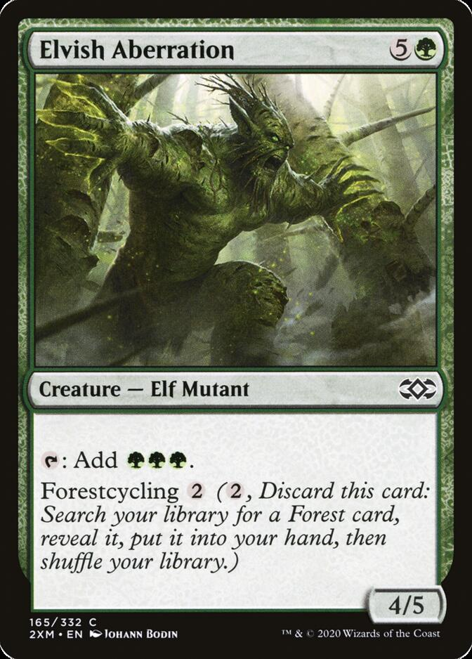 Elvish Aberration [2XM]