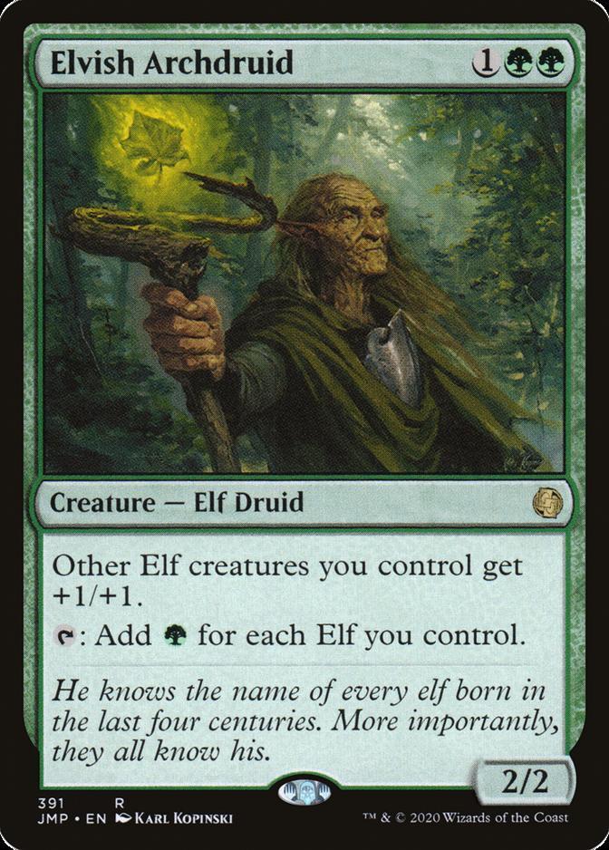 Elvish Archdruid [JMP]