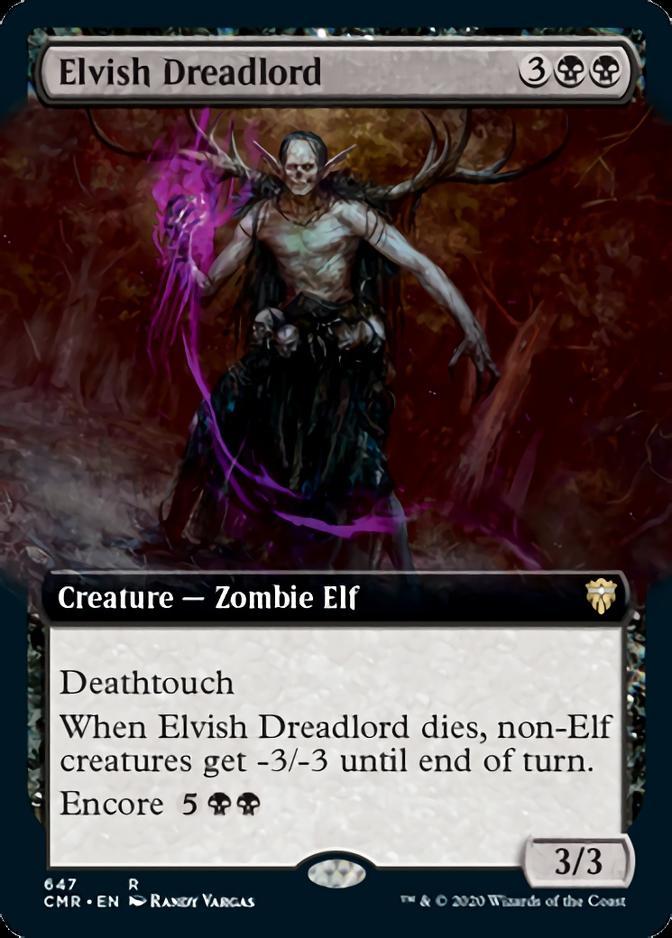 Elvish Dreadlord [PCMR]