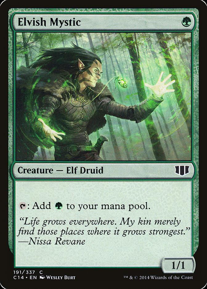 Elvish Mystic [C14]