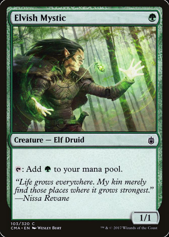 Elvish Mystic [CMA]