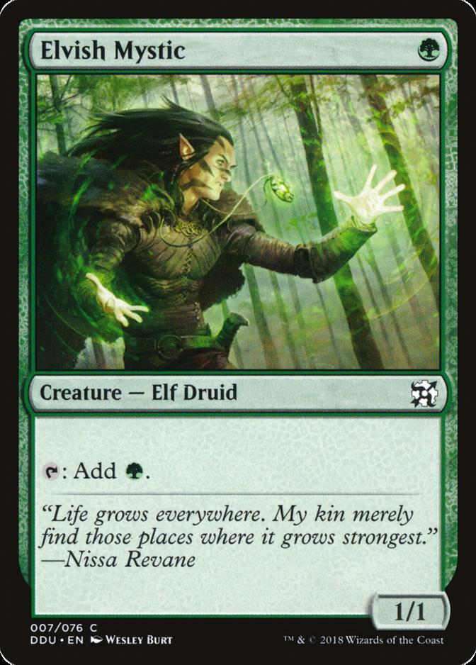 Elvish Mystic [DDU]