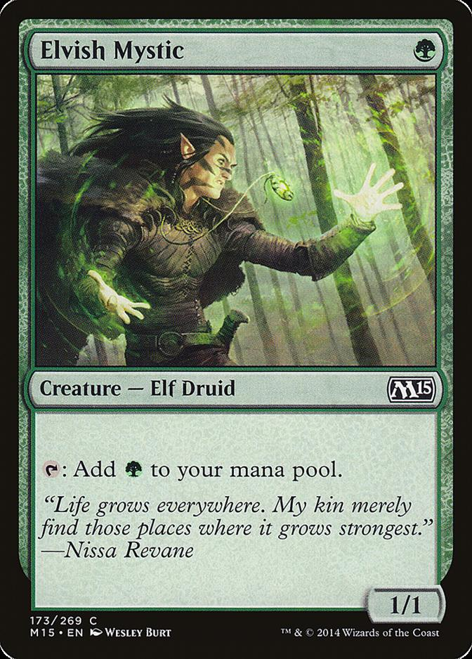 Elvish Mystic [M15]
