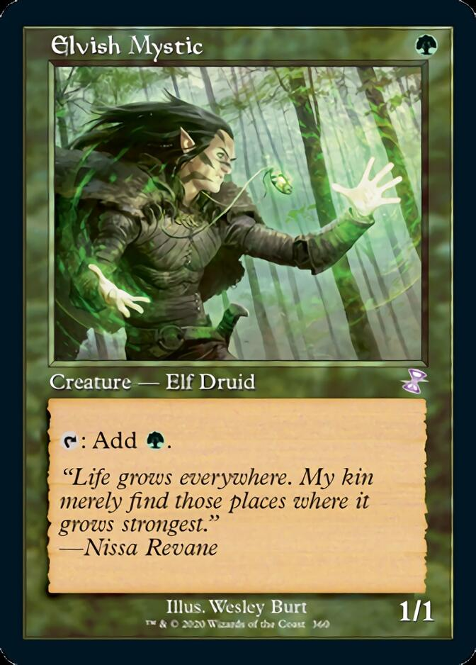 Elvish Mystic <timeshifted> [TSR]