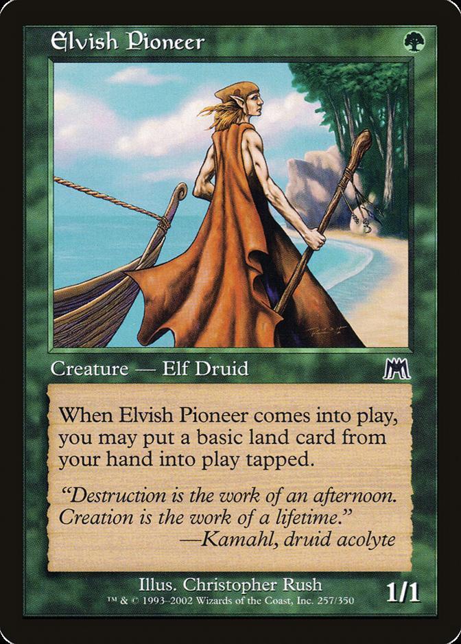 Elvish Pioneer [ONS]