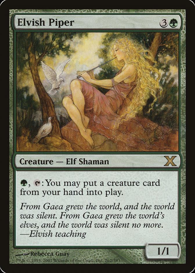 Elvish Piper [10E]