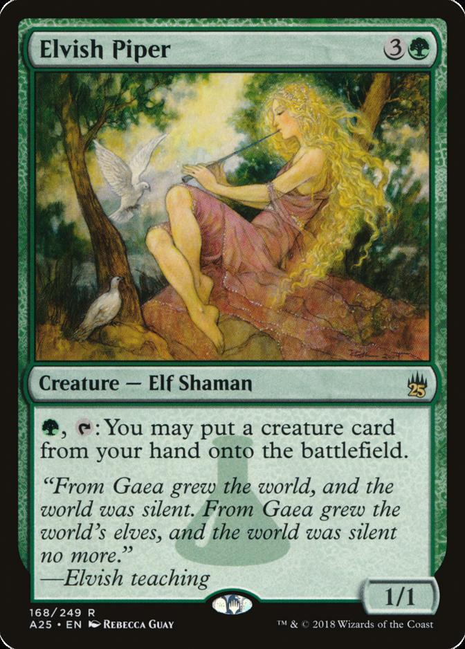 Elvish Piper [A25]
