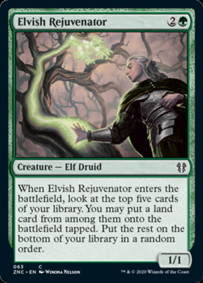 Elvish Rejuvenator [ZNC]