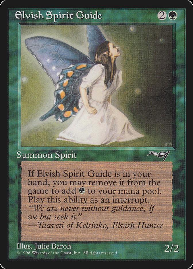 Elvish Spirit Guide [ALL]