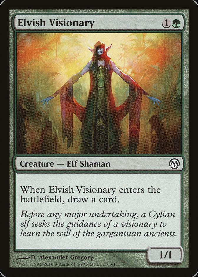 Elvish Visionary [DPA]