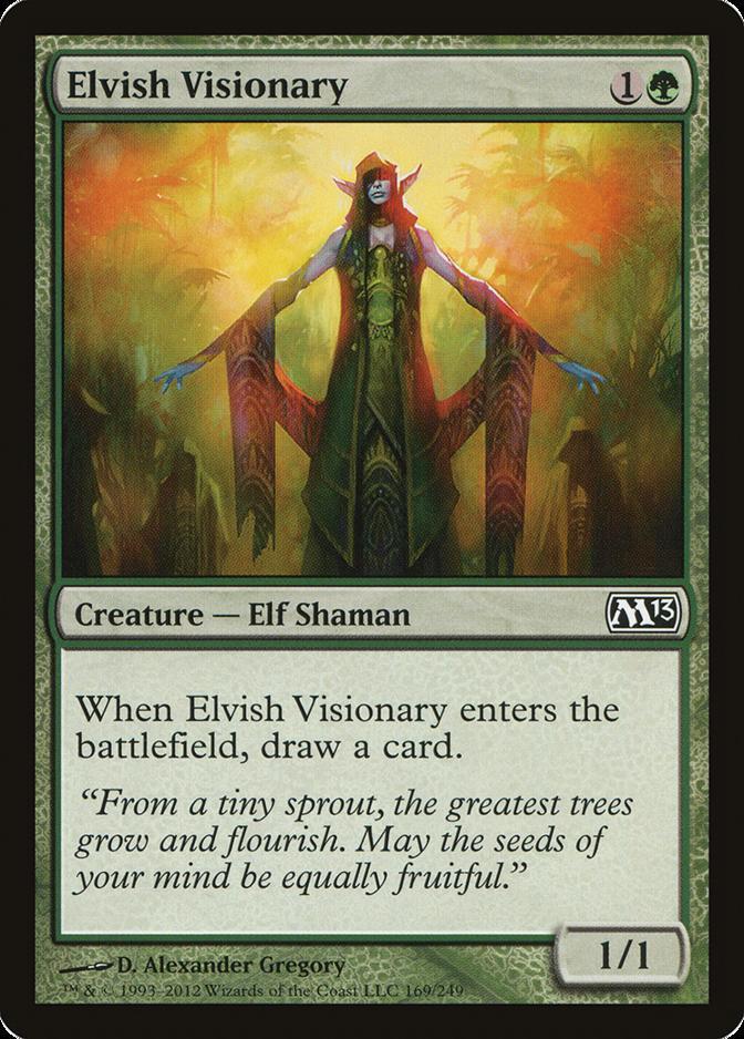 Elvish Visionary [M13]