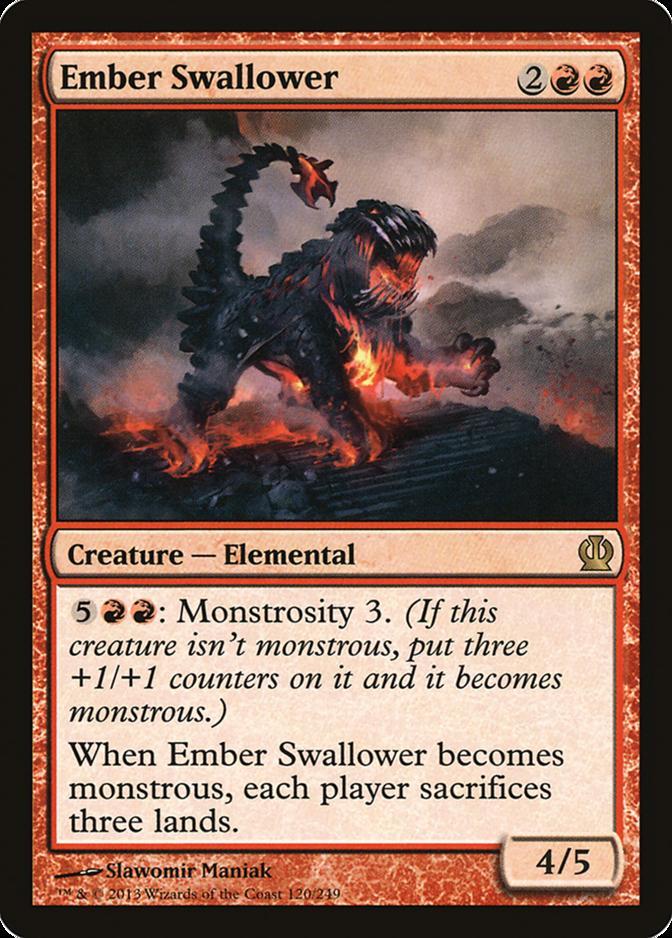 Ember Swallower [THS]