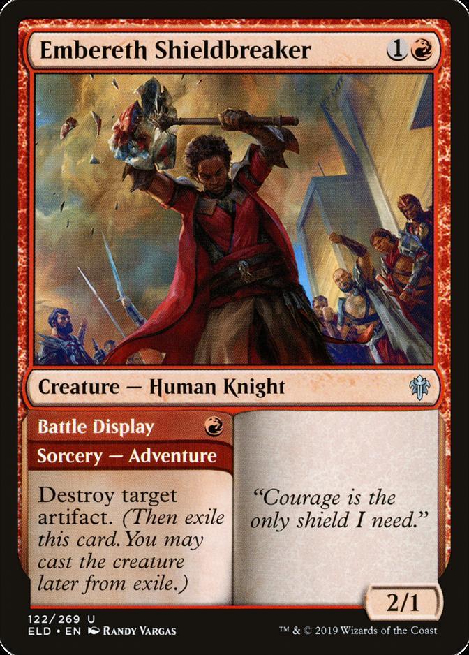 Embereth Shieldbreaker [ELD]