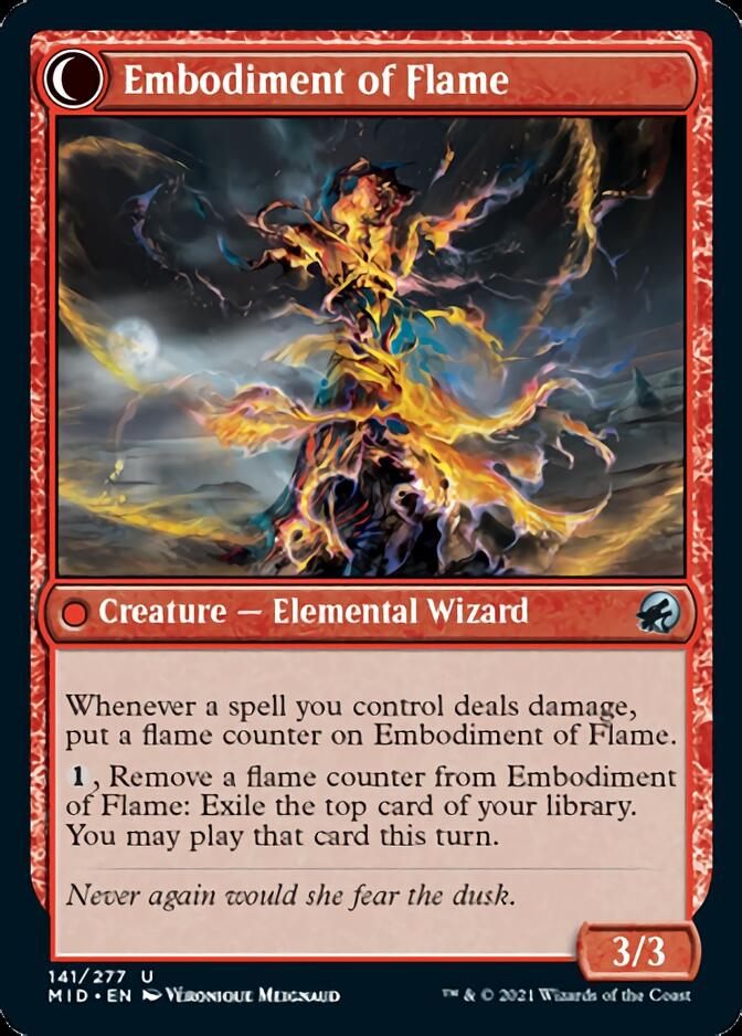 Embodiment of Flame [MID]