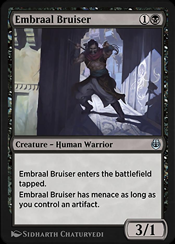 Embraal Bruiser [KLR]
